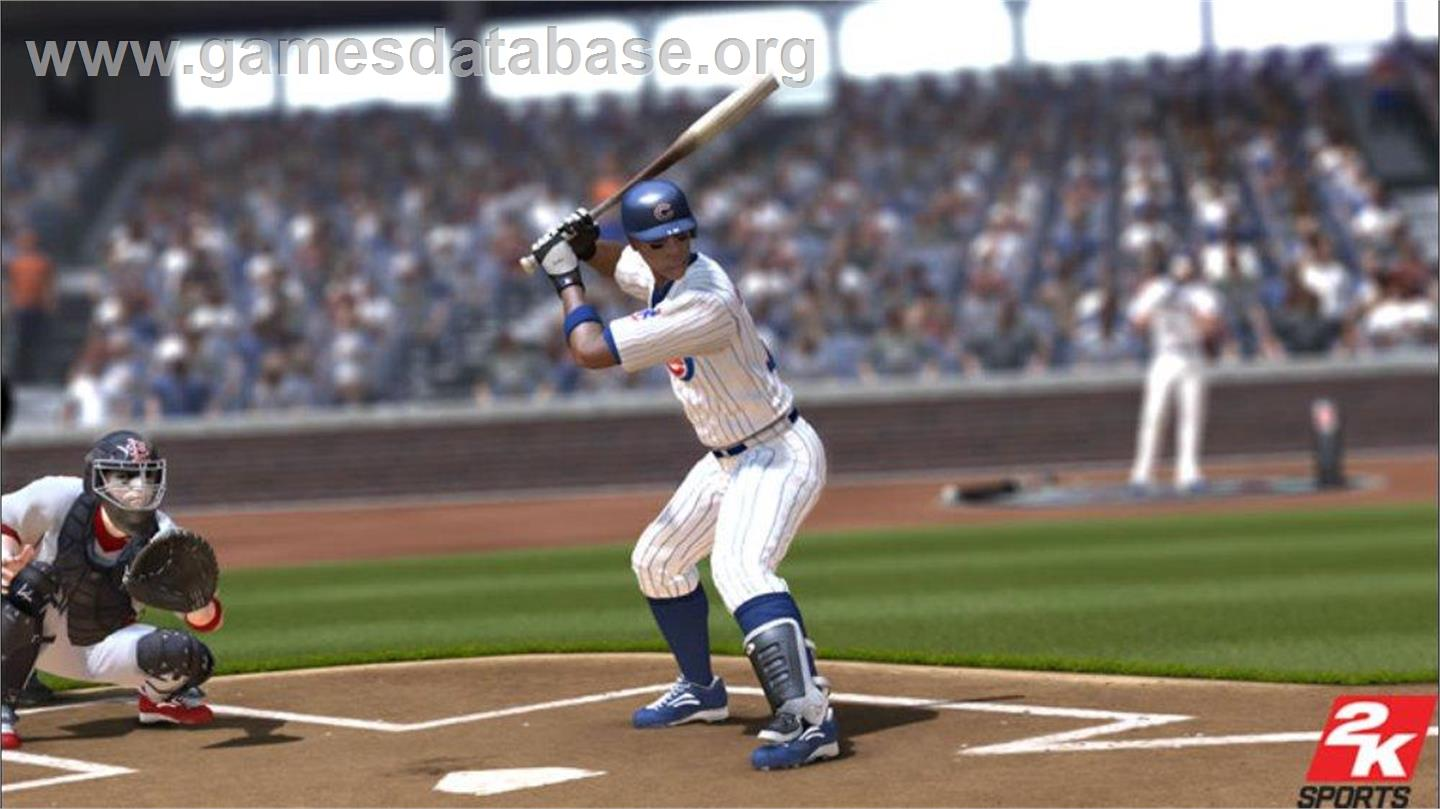MLB 2K7 - Microsoft Xbox 360 - Artwork - In Game