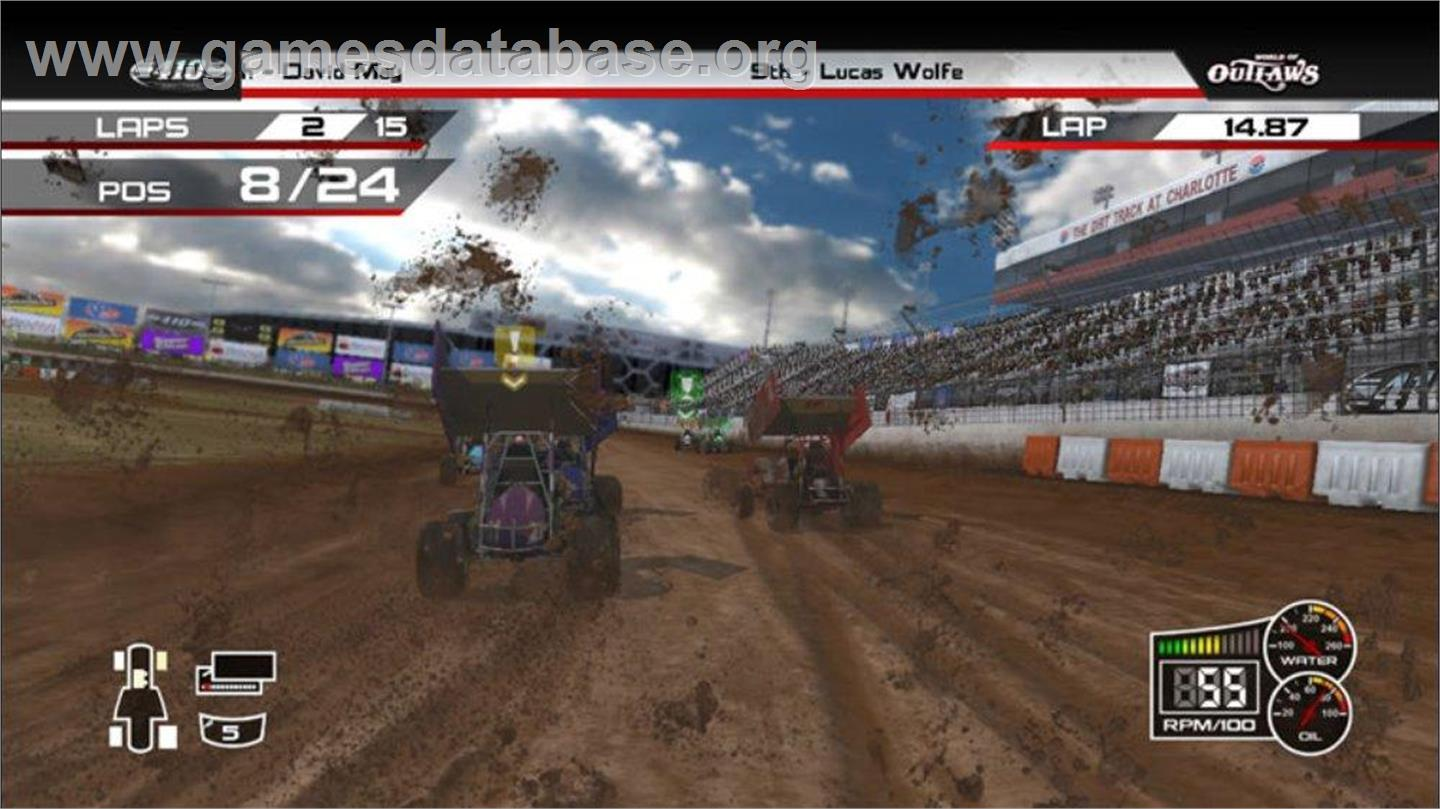 Dirt track racing games for xbox 360