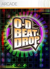 Box cover for 0D Beat Drop on the Microsoft Xbox Live Arcade.