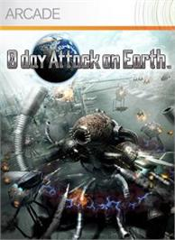 Box cover for 0 day Attack on Earth on the Microsoft Xbox Live Arcade.