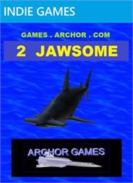 Box cover for 2 JAWSOME on the Microsoft Xbox Live Arcade.