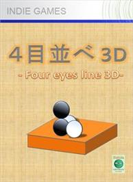 Box cover for 43D on the Microsoft Xbox Live Arcade.