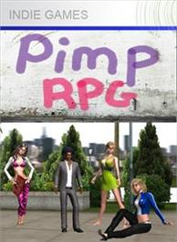 Box cover for A Pimp RPG on the Microsoft Xbox Live Arcade.