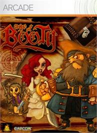 Box cover for Age of Booty on the Microsoft Xbox Live Arcade.