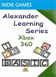 Box cover for Alexander Learning Series 360 on the Microsoft Xbox Live Arcade.