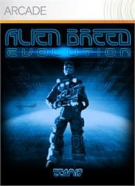 Box cover for Alien Breed Episode 1 on the Microsoft Xbox Live Arcade.