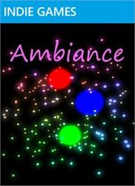 Box cover for Ambiance on the Microsoft Xbox Live Arcade.