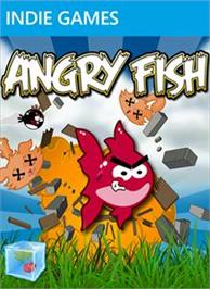 Box cover for Angry Fish on the Microsoft Xbox Live Arcade.