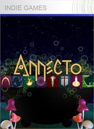 Box cover for Annecto on the Microsoft Xbox Live Arcade.