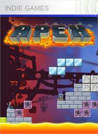 Box cover for Apex on the Microsoft Xbox Live Arcade.