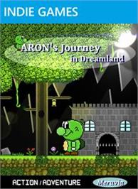 Box cover for Aron's Journey in Dreamland on the Microsoft Xbox Live Arcade.