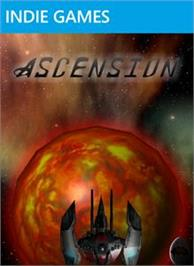 Box cover for Ascension on the Microsoft Xbox Live Arcade.