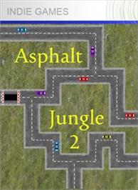 Box cover for Asphalt Jungle 2 on the Microsoft Xbox Live Arcade.