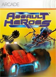 Box cover for Assault Heroes on the Microsoft Xbox Live Arcade.