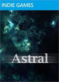Box cover for Astral on the Microsoft Xbox Live Arcade.