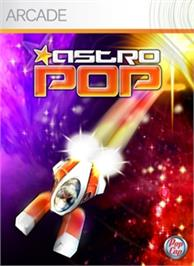Box cover for Astropop on the Microsoft Xbox Live Arcade.