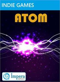 Box cover for Atom on the Microsoft Xbox Live Arcade.