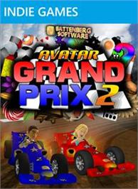 Box cover for Avatar Grand Prix 2 on the Microsoft Xbox Live Arcade.