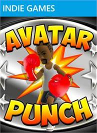 Box cover for Avatar Punch on the Microsoft Xbox Live Arcade.