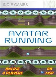 Box cover for Avatar Running on the Microsoft Xbox Live Arcade.