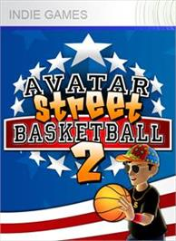 Box cover for Avatar Street Basketball 2 on the Microsoft Xbox Live Arcade.