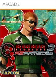 Box cover for BC - Rearmed 2 on the Microsoft Xbox Live Arcade.