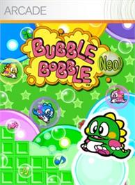 Box cover for BUBBLE BOBBLE Neo! on the Microsoft Xbox Live Arcade.