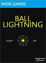 Box cover for Ball Lightning on the Microsoft Xbox Live Arcade.