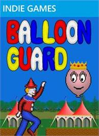 Box cover for Balloon Guard on the Microsoft Xbox Live Arcade.