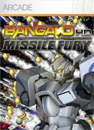 Box cover for Bangai-O HD on the Microsoft Xbox Live Arcade.