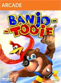 Box cover for Banjo-Tooie on the Microsoft Xbox Live Arcade.