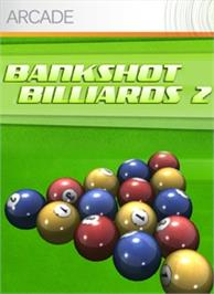 Box cover for Bankshot Billiards 2 on the Microsoft Xbox Live Arcade.