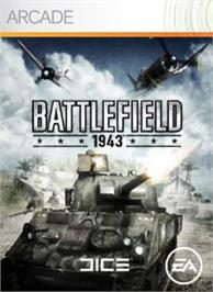 Box cover for Battlefield 1943 on the Microsoft Xbox Live Arcade.