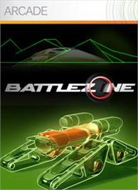 Box cover for Battlezone on the Microsoft Xbox Live Arcade.