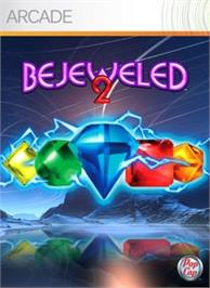 Box cover for Bejeweled 2 on the Microsoft Xbox Live Arcade.