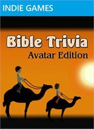 Box cover for Bible Trivia Avatar Edition on the Microsoft Xbox Live Arcade.