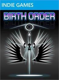 Box cover for Birth Order on the Microsoft Xbox Live Arcade.