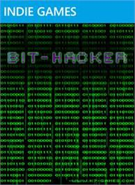Box cover for Bit-Hacker on the Microsoft Xbox Live Arcade.