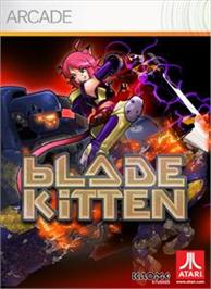 Box cover for Blade Kitten on the Microsoft Xbox Live Arcade.