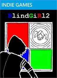 Box cover for BlindGiRl2 on the Microsoft Xbox Live Arcade.