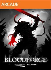 Box cover for Bloodforge on the Microsoft Xbox Live Arcade.