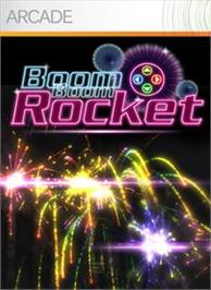 Box cover for Boom Boom Rocket on the Microsoft Xbox Live Arcade.