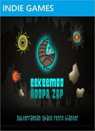 Box cover for Boopa Zap on the Microsoft Xbox Live Arcade.