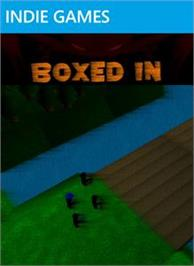 Box cover for Boxed In on the Microsoft Xbox Live Arcade.
