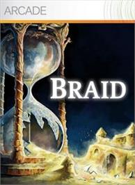 Box cover for Braid on the Microsoft Xbox Live Arcade.