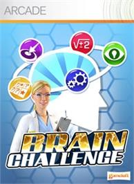Box cover for Brain Challenge on the Microsoft Xbox Live Arcade.