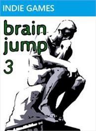 Box cover for Brain Jump 3 on the Microsoft Xbox Live Arcade.