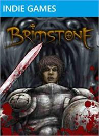 Box cover for Brimstone - An Action RPG on the Microsoft Xbox Live Arcade.