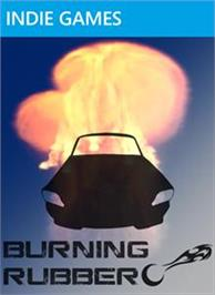 Box cover for Burning Rubber on the Microsoft Xbox Live Arcade.