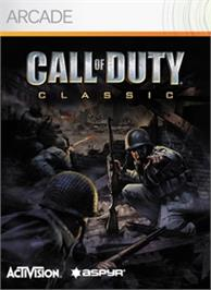 Box cover for Call of Duty® Classic on the Microsoft Xbox Live Arcade.